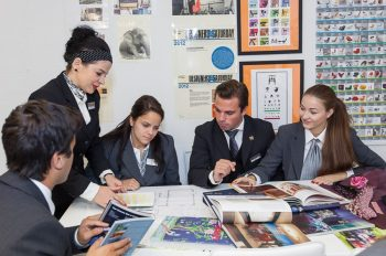 Hotell management utbildning - SEG, Swiss Education Group