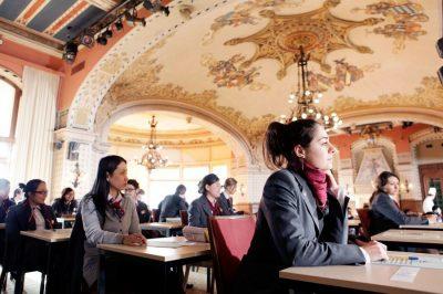 Hotellutbildning i Schweiz