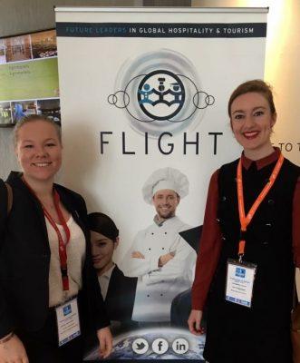 Konferens om hospitality i Dublin, SEG