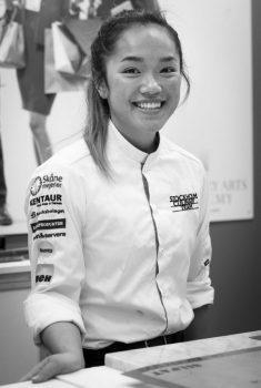 Pastry Chef Danna Vu