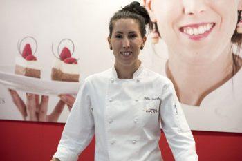 Pastry chef Sofia Söderberg