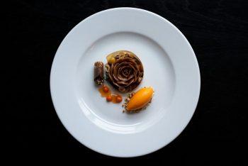 Danna Vus dessert som vann guld