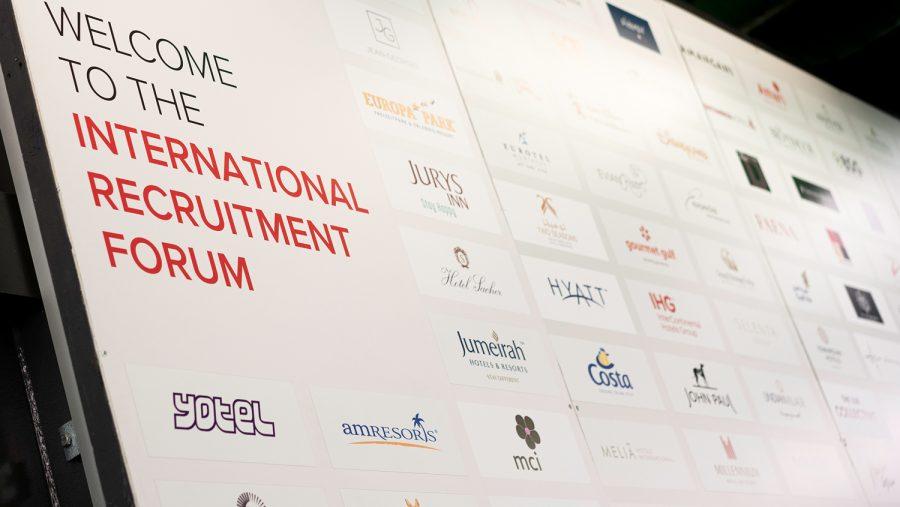 International Recruitment Forum - Swiss Education Group