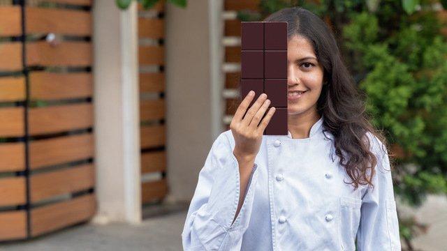 choklad som verktyg - Akshaya Ravindra Babu
