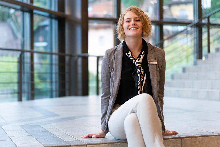 Elin Klarström - hospitality - Swiss Education Group