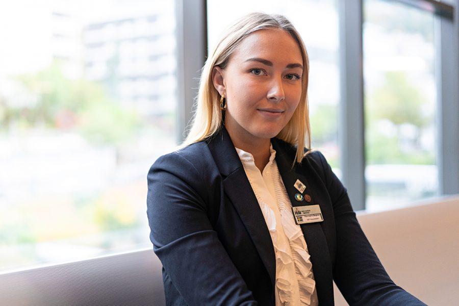 Klara Bergerud - Hospitality - Swiss Education Group