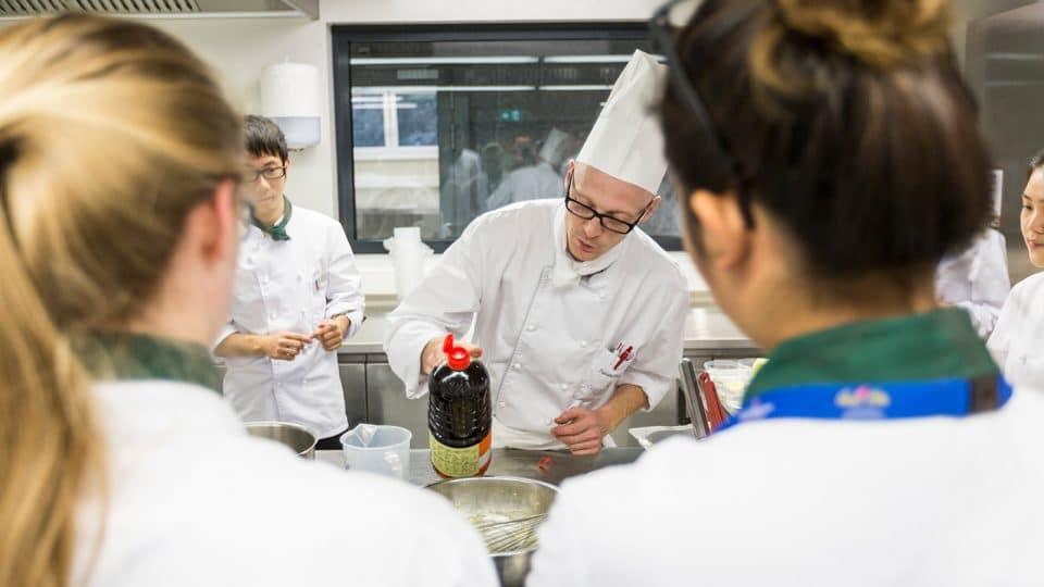 Chef's Pencil ⎮ Swiss education