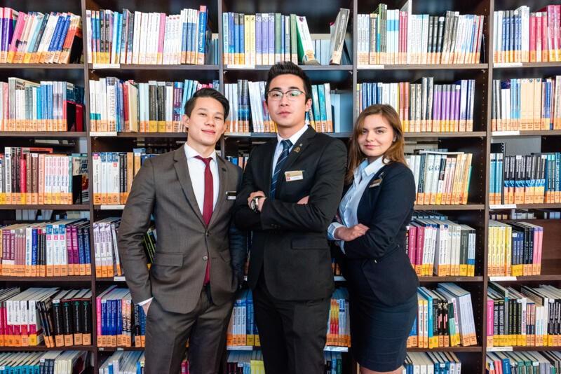 Studera Hotell och event management - Master