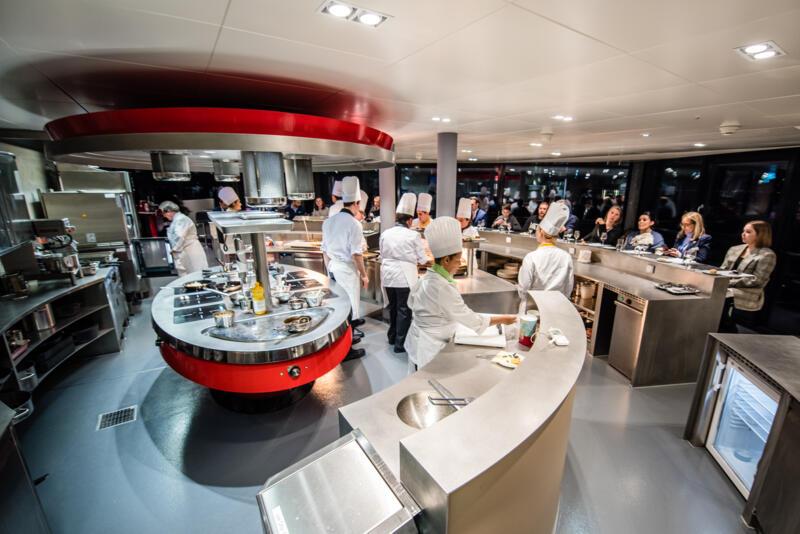 Studera till kock, praktiska lektioner, grundutbildning i Schweiz
