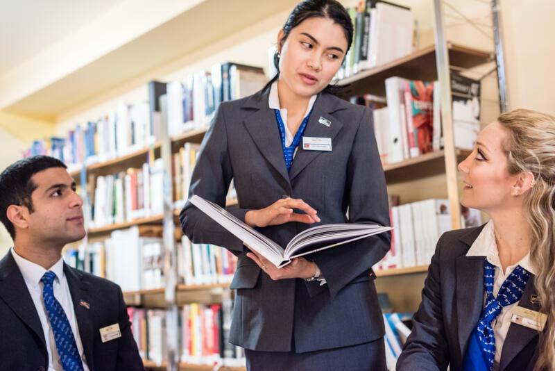 Hotell management utbildning, Cesar Ritz, Schweiz