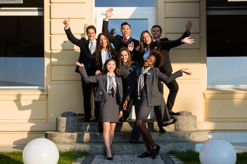 Studera hotell management och företagsekonomi - Kandidatutbildning, Schweiz