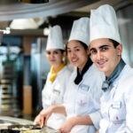 Internationell kockutbildning